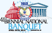 The AHEPA 41st Biennial Banquet -- Wednesday 4/29/15 at the Willard Intercontinental Hotel in Washington, DC.  Click here for details!