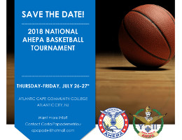 The 2018 AHEPA National Basketball Tournament is taking place on July 26-27, 2018 in Atlantic City, NJ.  Teams will compete in a Sons/HS division (ages 14 – 18) and an AHEPA/Collegiate division (ages 18+). Click here for details!