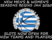 Washington, DC area Greek Men's & Women's Basketball Leagues Seeks Teams and Players for League Expansion. The 2020 season starts in January 2020! Click here for details!